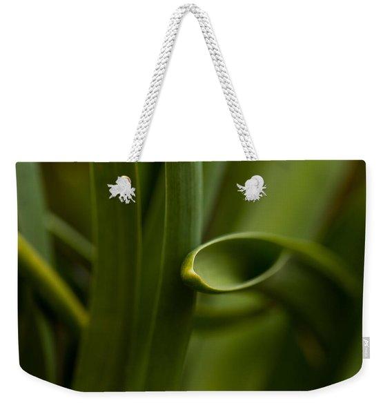 Curves Of Nature Weekender Tote Bag
