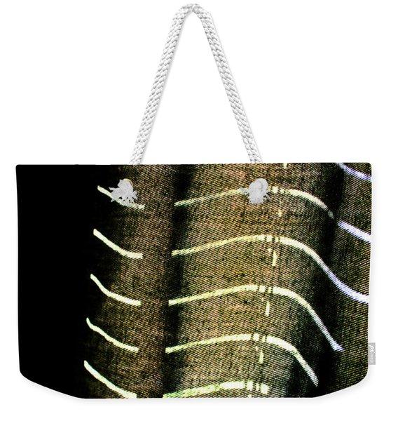 Curvilinear Weekender Tote Bag