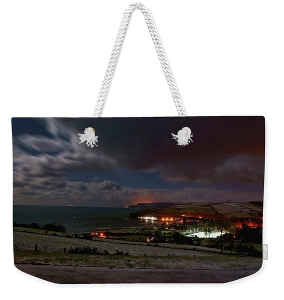 Cushendun By Night Weekender Tote Bag