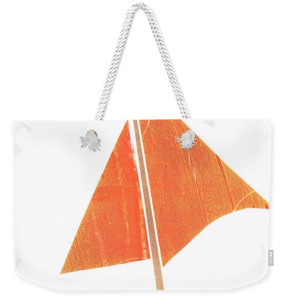 Cute Collage Sailboat 508 Weekender Tote Bag
