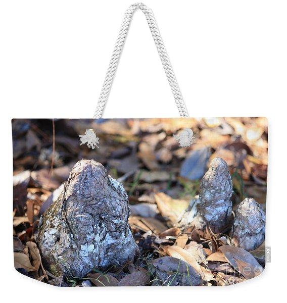 Cute Cypress Knees Weekender Tote Bag