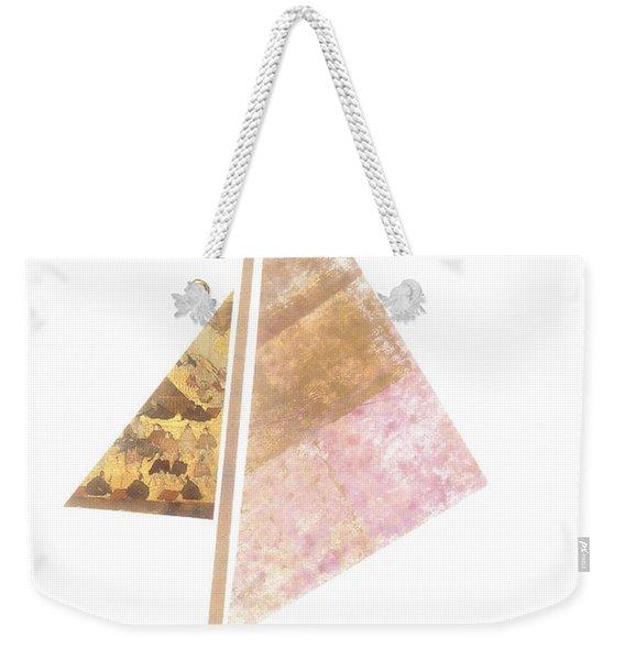 Cute Sailboat Collage 502 Weekender Tote Bag
