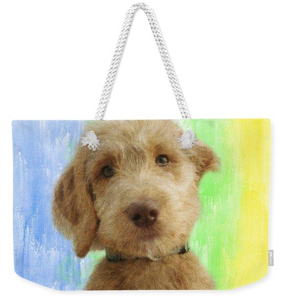Cuter Than Cute Weekender Tote Bag
