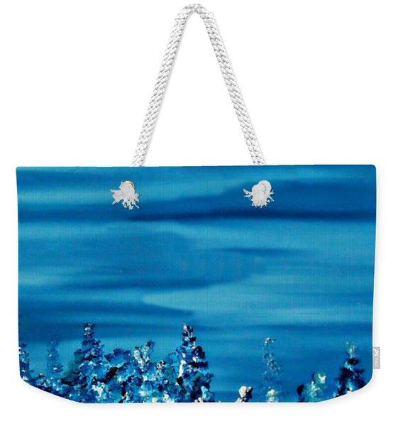 Cy Lantyca 33 Weekender Tote Bag