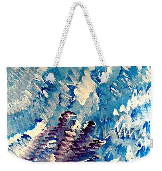 Cy Lantyca 35 Weekender Tote Bag