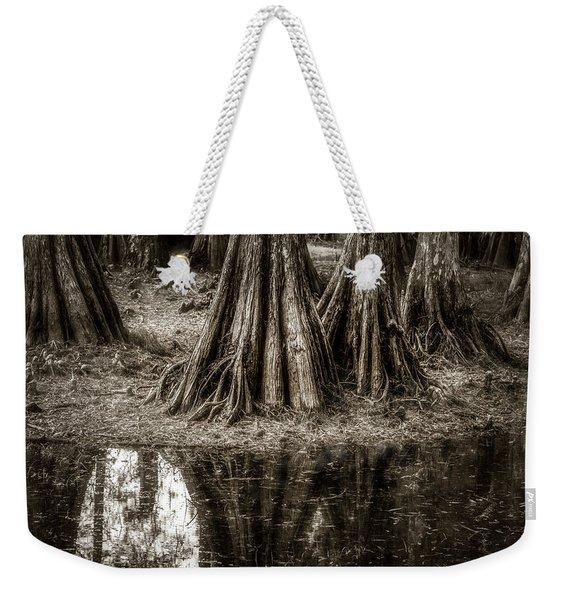Cypress Island Weekender Tote Bag