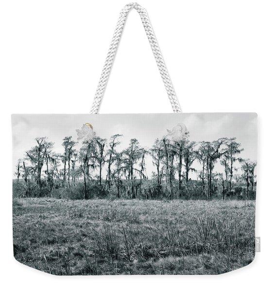 Cypress Oasis Weekender Tote Bag