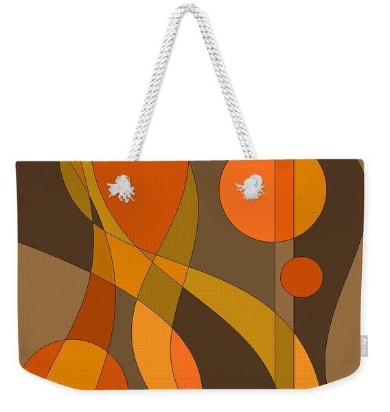 D Minor Weekender Tote Bag