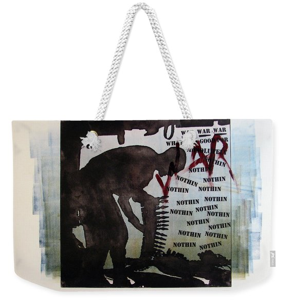 D U Rounds Project, Print 2 Weekender Tote Bag