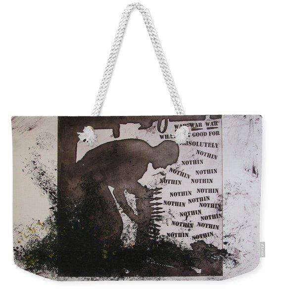 D U Rounds Project, Print 13 Weekender Tote Bag