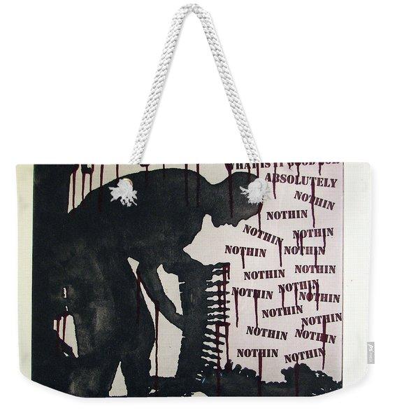 D U Rounds Project, Print 22 Weekender Tote Bag