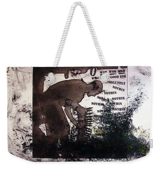 D U Rounds Project, Print 50 Weekender Tote Bag