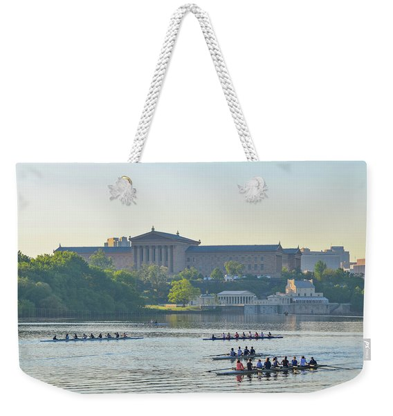 Dad Vail Regatta 2016 Weekender Tote Bag