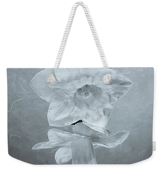 Daffodil Delight Bw Weekender Tote Bag