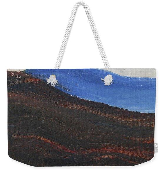 Dagrar Over Salenfjallen- Shifting Daylight Over Distant Horizon 2 Of 10_0035 50x40 Cm Weekender Tote Bag