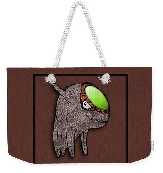 Daiki The Great Radiance Weekender Tote Bag