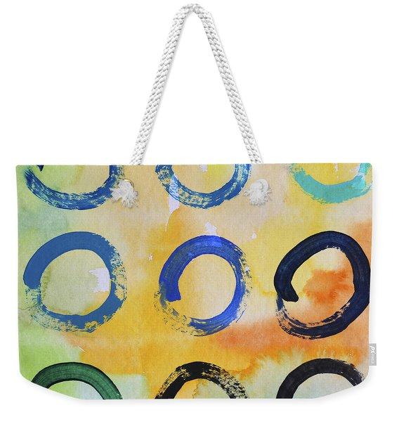 Daily Enso - The Nine Weekender Tote Bag