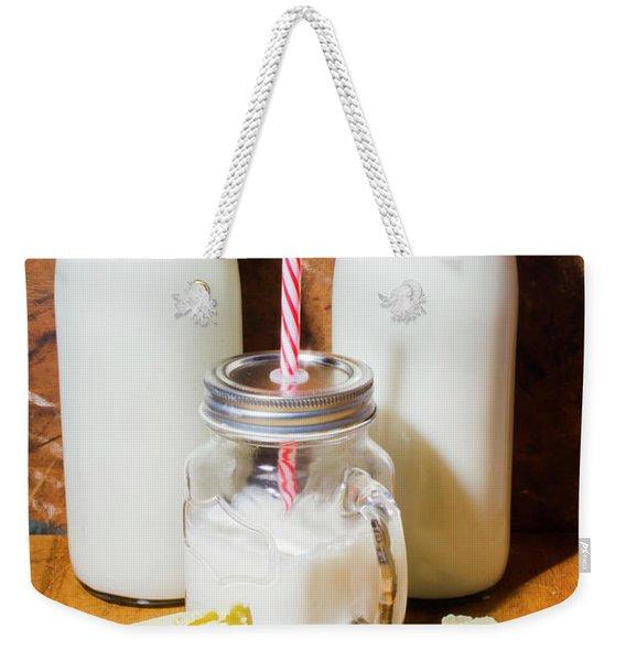 Dairy Delights Weekender Tote Bag