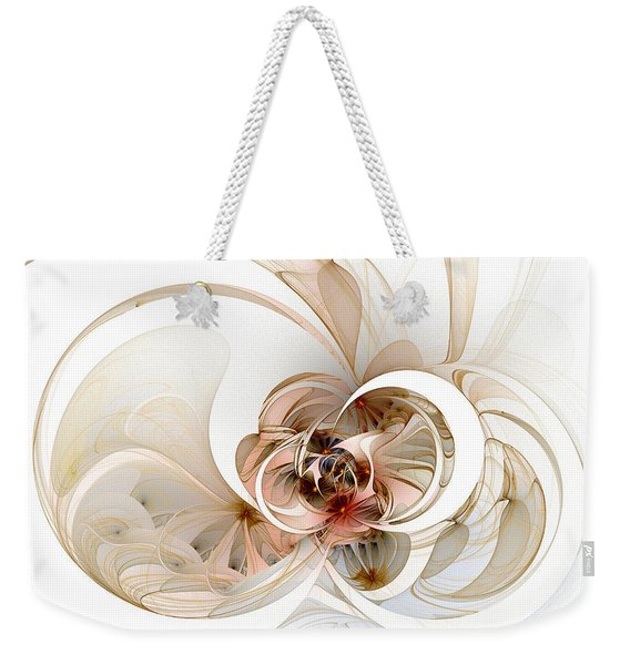 Daisies Weekender Tote Bag
