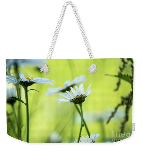 Daisy Collection  Weekender Tote Bag