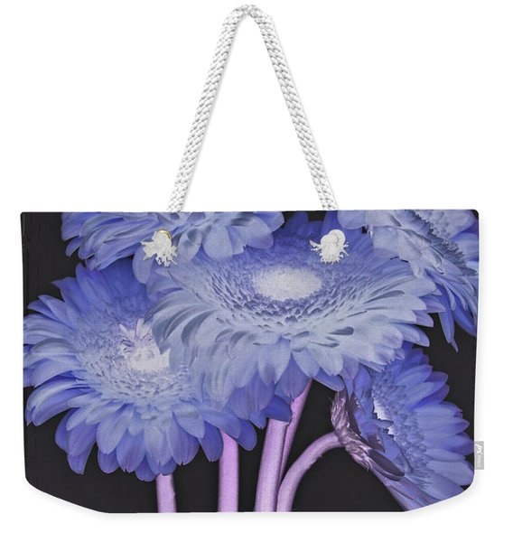 Daisy Days I Weekender Tote Bag