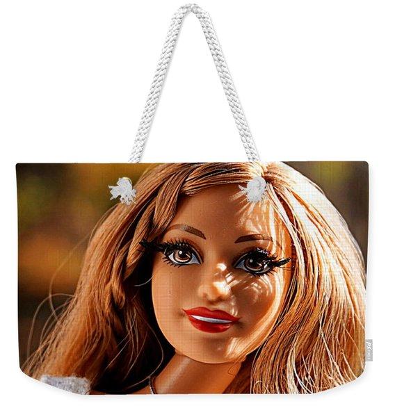 Daisy Fresh Weekender Tote Bag
