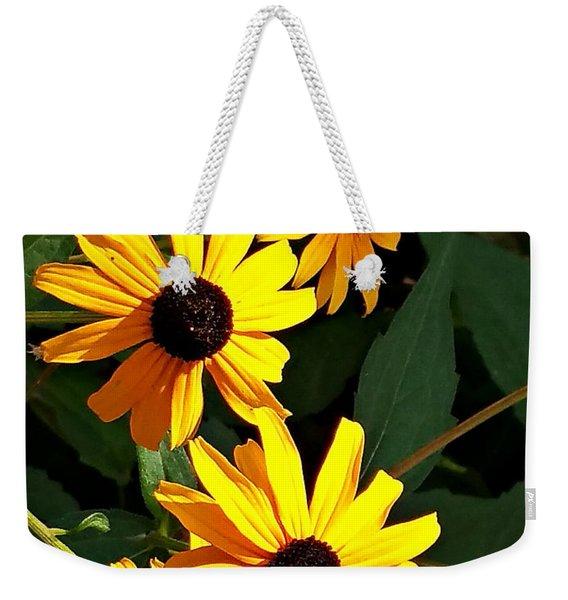 Daisy Row Weekender Tote Bag