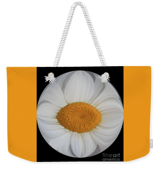 Daisy Sunny Side Up Weekender Tote Bag