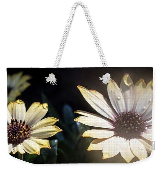 Daisydrops Weekender Tote Bag