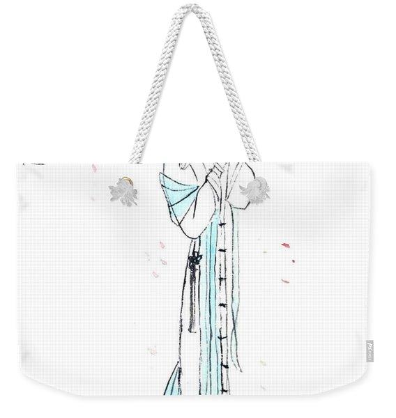 Daiyu Weekender Tote Bag