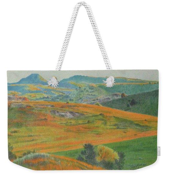 Dakota Prairie Dream Weekender Tote Bag