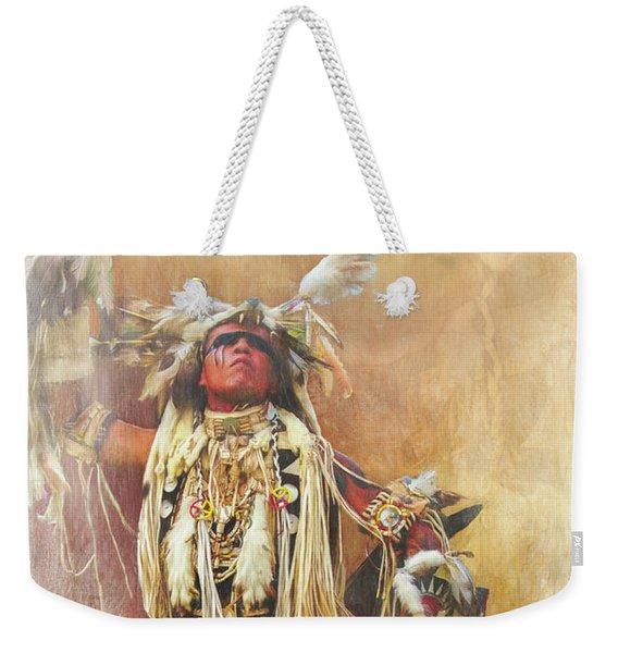 Dakota Sioux Weekender Tote Bag