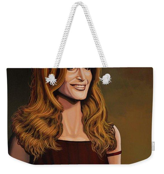 Dalida Weekender Tote Bag