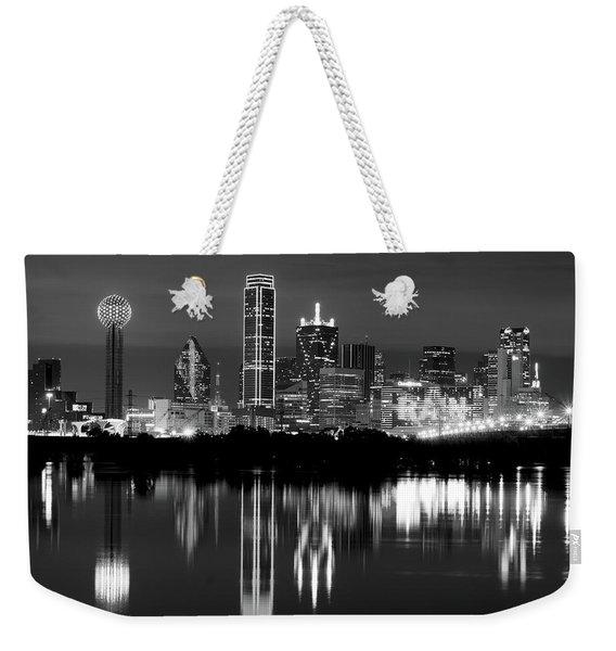 Dallas No More Rain Weekender Tote Bag