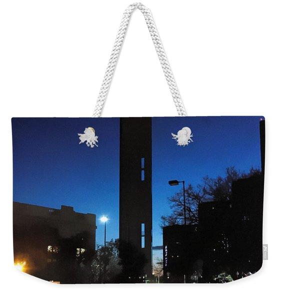 Dallas Reunion Tower Weekender Tote Bag
