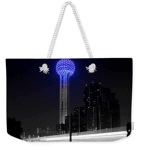 Dallas Reunion Train 061116 V3 Weekender Tote Bag