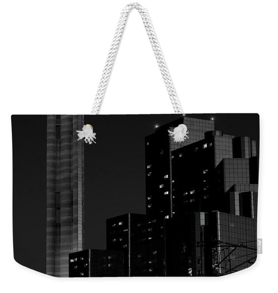 Dallas Reunion Train 061116 V4 Weekender Tote Bag
