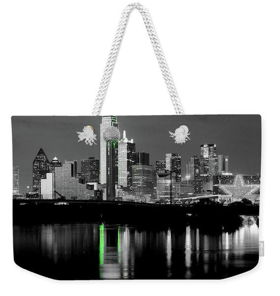 Dallas Skyline Gr91217 Weekender Tote Bag