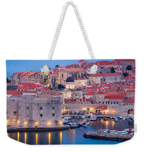 Dalmatian Dawn Weekender Tote Bag