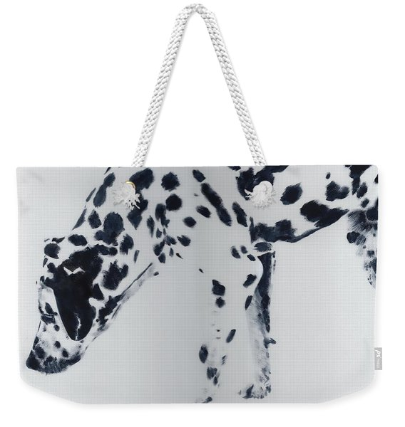 Dalmation Weekender Tote Bag