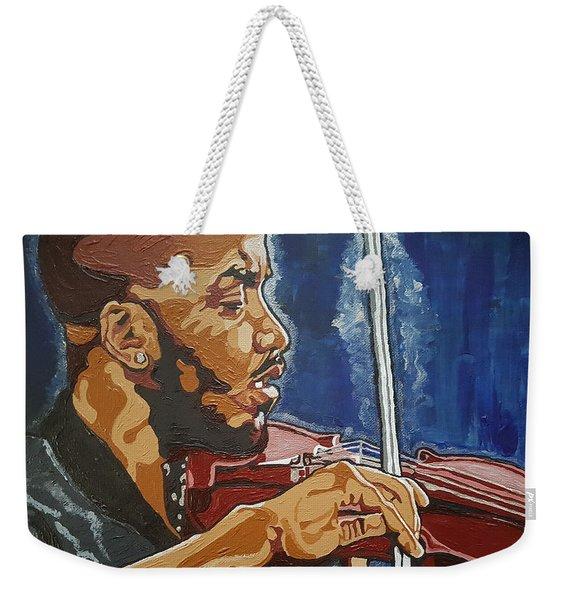Damien Escobar Weekender Tote Bag
