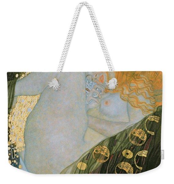 Danae Weekender Tote Bag