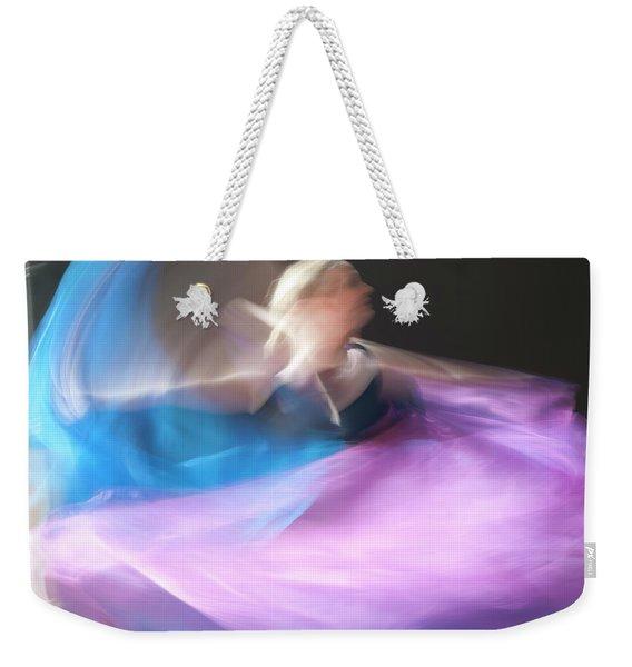 Dance Ballerina Weekender Tote Bag