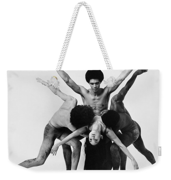 Dance: Alvin Ailey Weekender Tote Bag