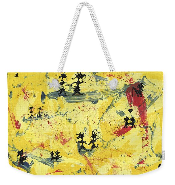 Dance Art Creation 1d9 Weekender Tote Bag