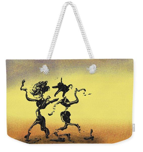 Dance I Weekender Tote Bag