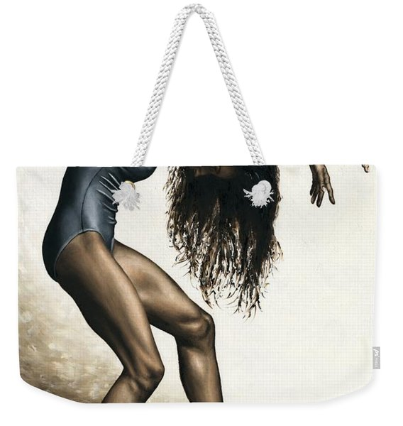 Dance Intensity Weekender Tote Bag