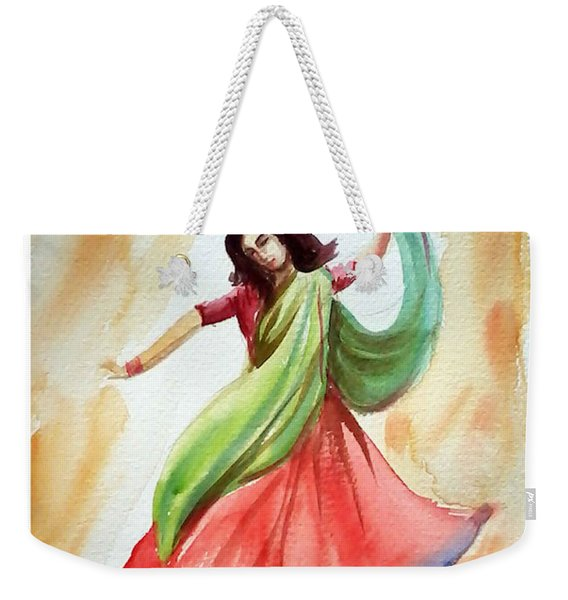 Dance Of Abandon Weekender Tote Bag