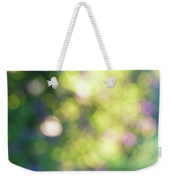 Dance Of Dappled Light Weekender Tote Bag