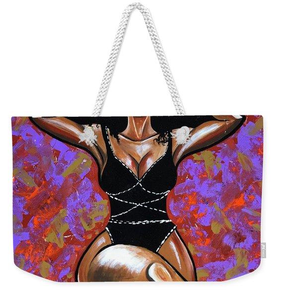 Dance Of Textures  Weekender Tote Bag